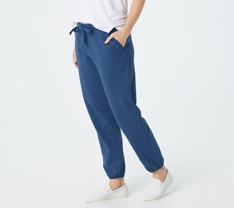 AnyBody Cozy Kind French Terry Regular Length Sweatpants