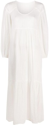 Raquel Allegra Empress cotton dress
