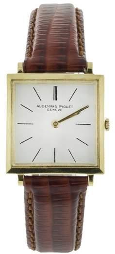 Audemars Piguet Geneve 21616 25mm Ivory Dial Watch