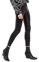 Free People Women's Faux Leather Leggings