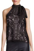 Parker Theia Lace Top