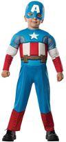 Marvel Avengers Assemble Captain America Costume - Toddler