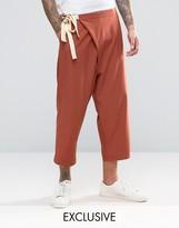 Reclaimed Vintage Wrap Pants
