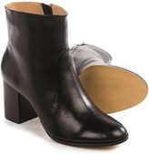 Adrienne Vittadini Bob Ankle Boots - Leather (For Women)