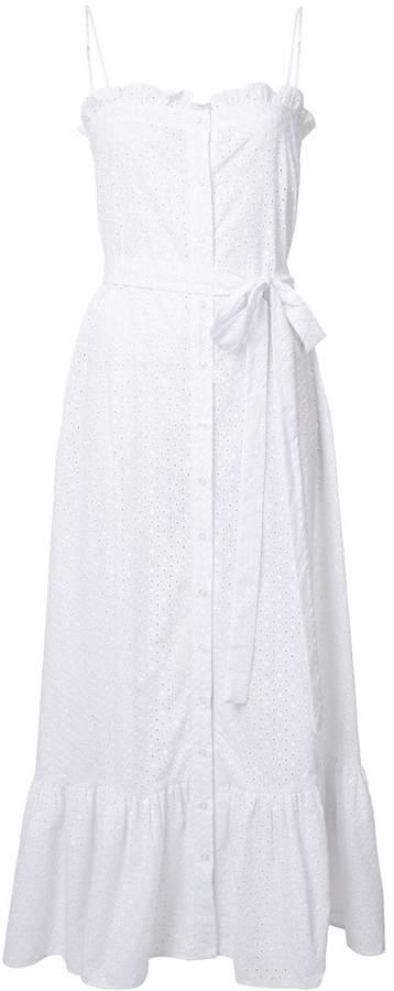 Lisa Marie Fernandez button up printed dress
