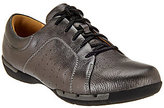 Clarks As Is Leather Lace-up Shoes - Un.Honey