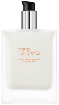 Hermes Terre d'Hermes After-Shave Balm, 3.3-oz.