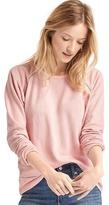 Gap Ladder-trim pullover sweatshirt