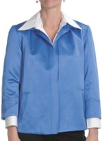Louben Lustrous Jacket (For Women)