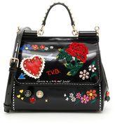 Dolce & Gabbana You Make Me Love You Medium Sicily Bag