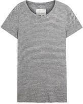 Current/Elliott Petit Striped Jersey T-shirt