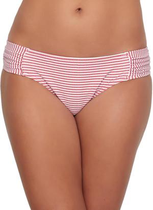Azura Porter Gathered Bikini Bottom