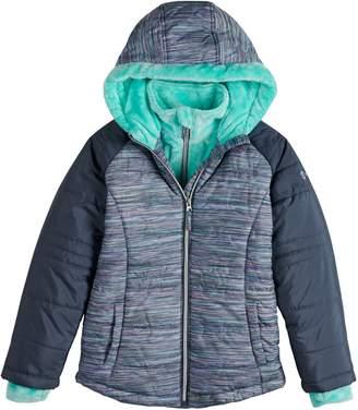 Free Country Girls' 4-16 Cloud Lite Bib Puffer Jacket