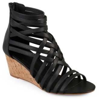 Journee Collection Twyla Wedge Sandal