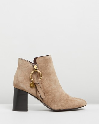 See by Chloe Louise High Bootie