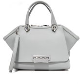Zac Posen Eartha Small Double Handle Satchel