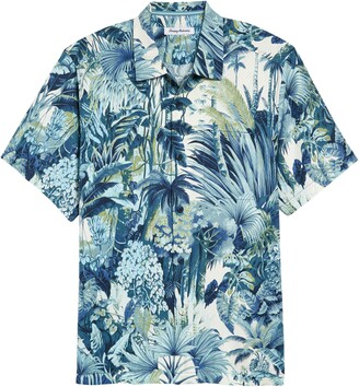 Tommy Bahama Cabana Jungle Short Sleeve Button-Up Shirt