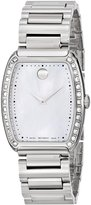Movado Women's 0606548 Concerto Stainless Steel Watch