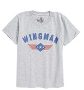 Kid Dangerous Boy's Wingman Graphic T-Shirt