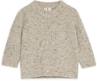 Arket Merino Wool Cardigan