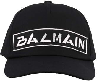 Balmain Logo Baseball Cap