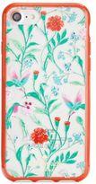Kate Spade Jeweled Jardin Clear iPhone 6/7 Case