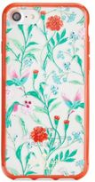 Kate Spade Jeweled Jardin Clear iPhone 7 Case