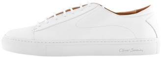 Oliver Sweeney Sweeney London Osimo Trainers White
