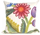 Liora Manné Visions III Gypsy Flower Indoor Outdoor Throw Pillow