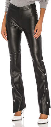 Alexander Wang Stretch Washable Faux Leather Pants