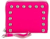 Rebecca Minkoff Studded Compact Wallet