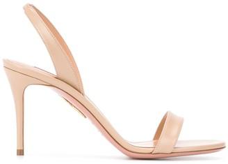 Aquazzura Stiletto Sandals