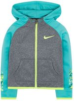 Nike Girls 4-6x Therma-FIT Fleece Front Zip Hoodie