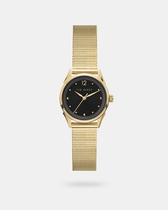 Ted Baker LUCHIAA Milanese mesh strap watch