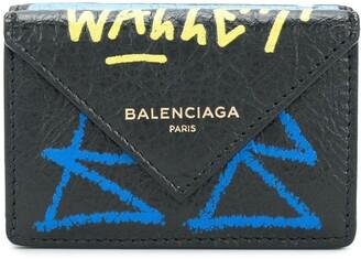 Balenciaga Papier wallet