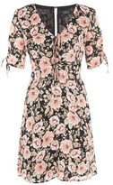 Topshop TALL Peony Blush Tea Dress