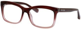 Bobbi Brown The Brooklyn 53MM Rectangular Reading Glasses