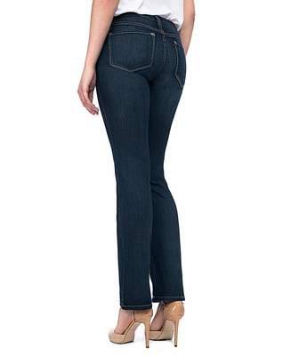 NYDJ Marilyn Straight Mid Denim Jeans