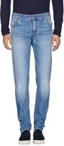 Ermanno Scervino Denim pants - Item 42621689