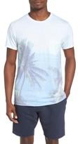 Sol Angeles Men's Paraiso Print Pocket T-Shirt