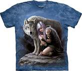 The Mountain Men's Wolven Protector T-Shirt
