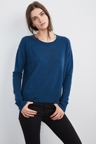 Addilyn Drop Shoulder Cashmere Sweater