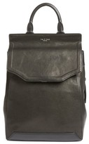 Rag & Bone Pilot Ii Leather Backpack - Black