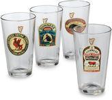 "Luminarc® Guinness® 16-Ounce ""Vintage"" Pub Glasses (Set of 4)"