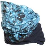 Barts Polar Glitter Snood Blue