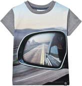 Molo Grey Sidemirror Rexo T-Shirt