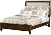 Virginia House Nantes Upholstered Bed, French Cherry, Queen