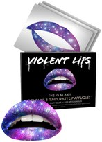 Forever 21 FOREVER 21+ Violent Lips Galaxy Print Lips