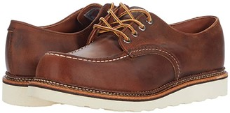 Red Wing Shoes Work Oxford (Copper Rough & Tough) Men's Shoes