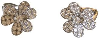 Van Cleef & Arpels Silver White gold Earrings